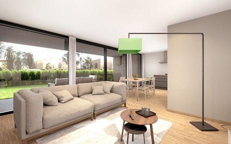 1 slaapkamer appartementen