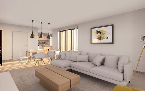 2 slaapkamer appartementen