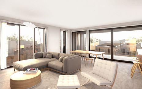 3 slaapkamer appartementen