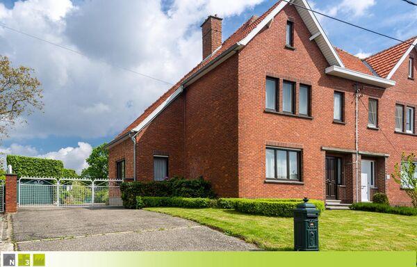 Eengezinswoning te koop in Hasselt