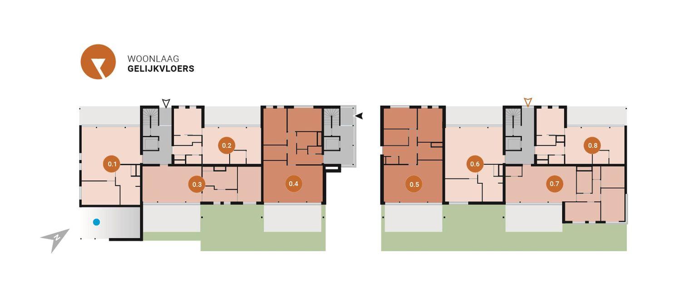 Appartement te koop in Maasmechelen