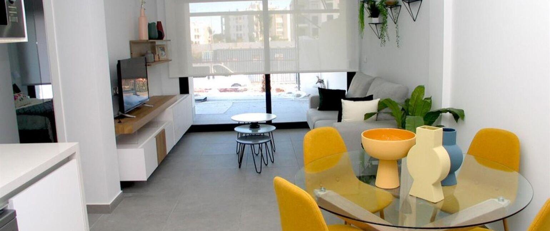 Appartement te koop in Villamartin