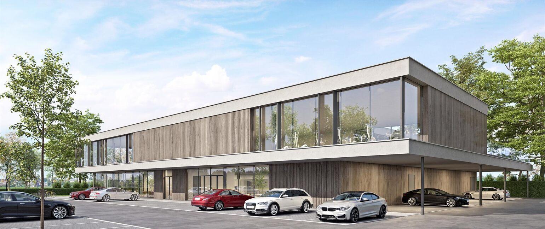 Bedrijfsgebouw te huur in Dilsen-Stokkem