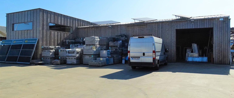 Bedrijfsgebouw te koop in Sint-Truiden