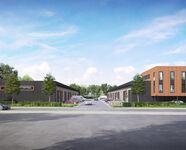 Industrieel gebouw te koop in Lanaken